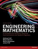 img - for Engineering Mathematics 4th edn: A Foundation for Electronic, Electrical, Communications and Systems Engineers (4th Edition) book / textbook / text book