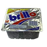 Brillo Soap Pads Pack of 10