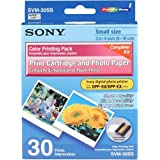 Sony SVM-30SS Cartridge and Paper for Video Printers