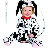 Widmann 2755D Costume dalmata per i bambini, 1/2 anni