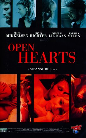 Open Hearts [VHS]