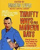 Martin Lewis Thrifty Ways For Modern Days