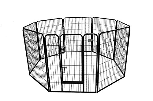 BestPet Heavy Duty Pet Playpen Dog Exercise