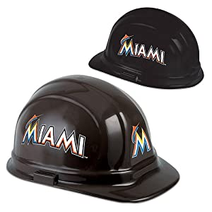 MLB Miami Marlins Hard Hat by WinCraft