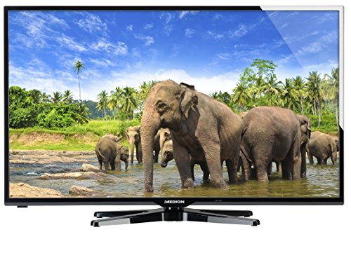 "MEDION LIFE P17113 LED-Backlight (MD 31021) 106,4 cm (42 ""), Full HD Display, HD Triple Tuner, Media Player, CI+, 200 Hz, EPG, SWAP, EEK: A+, schwarz"