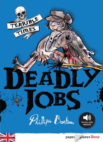 Deadly jobs - livre+mp3