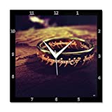 Bluegape Lord Of The Rings Wall Clock