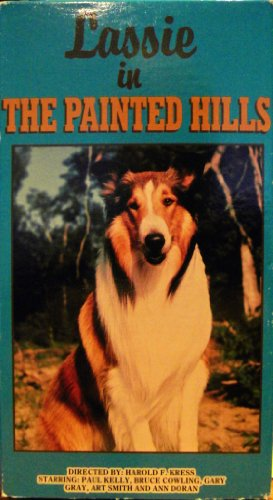 Lassie:Painted Hills [VHS] (Carters Space Dogs compare prices)