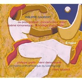 Gaubert: Orchestral Works, Vol. 3