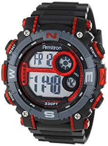 Armitron Men's Sport Watches Under $25