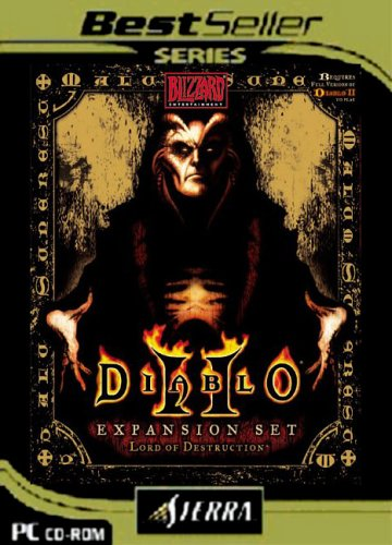 Diablo II Lord of Destruction (輸入版)