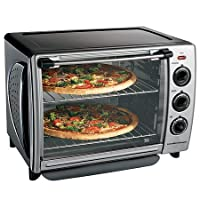 Wolf Countertop Convection Oven Reviews : ... Beach 31199R Countertop 1.1-Cubic-Foot Convection Oven with Rotisserie
