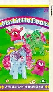 My Little Pony-Sweet Stuff [VHS]