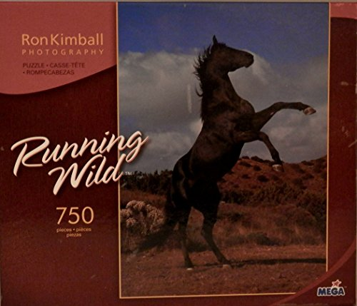 Running Wild Majestic Steed Puzzle 750 Pieces - 1