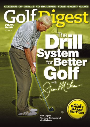 Golf Digest Vol.2 - Short Game [DVD]