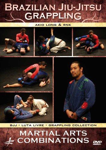 Brazilian Jiu-Jitsu - Grappling: Martial Arts Combinations
