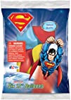 Superman 12 Assorted Color Balloons
