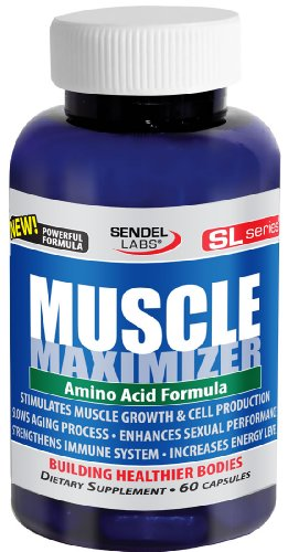 Muscle Maximizer with Added Amino Acids to Stimulate Muscle Growth