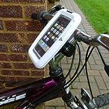 Armor X Waterproof iPhone Cycle Handlebar