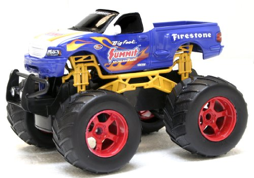 New Bright - 1:24 Radio Control Monster Truck Ford Big Foot