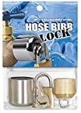 Conservco Water Conservation Dsl-2 Hose Bibb Lock With Padlock