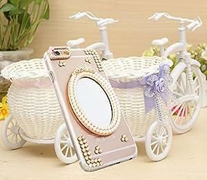 Purple Iphone 6s Girls case Bling Cover Back Designer Cover