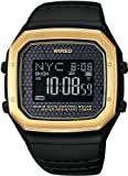 WIRED h (ワイアード エイチ) 腕時計 ソーラー 電波時計 角型モデル AGHH002 メンズ