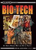 Gurps Bio-Tech (1556347529) by Morgan-Mar, David