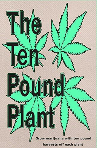 The Ten Pound Plant: Grow marijuana with ten pound harvests off each plant