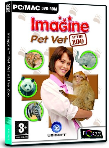 Imagine Pet Vet at the Zoo  (PC)