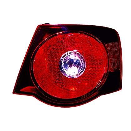Bumper Mounted Side Marker Light Rear RH Right Passenger Side for 10-12 Santa Fe