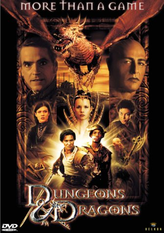 Dungeons & Dragons (2 DVDs)