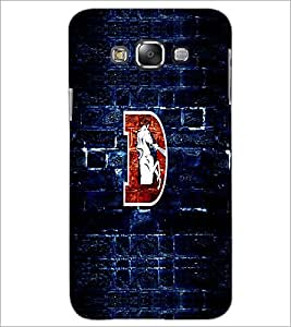 PrintDhaba GRANDbet D D-5541 Back Case Cover for SAMSUNG GALAXY A8 (Multi-Coloured)