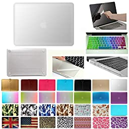 Coosbo - 5in1 Matte Patterns Hard Case Cover for 13.3\