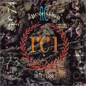 BEST OF THE RC SUCCESSION1970〜1980