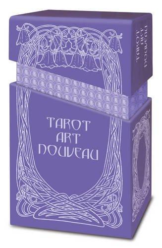 Tarot Art Nouveau Premium Tarot: 78 full colour cards and colour instruction booklet