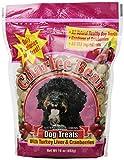 Charlee Bear Dog Treat, 16-Ounce, Liver/Cran