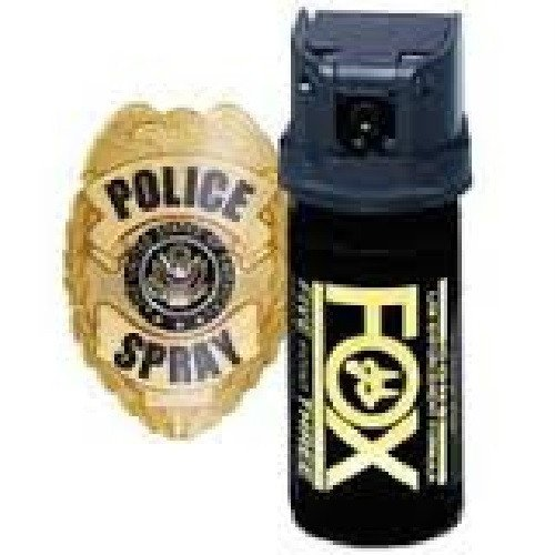 Fox Labs, 5.3 SHU Pepper Spray- Flip Top Cone (2 oz) (Cone Pepper Spray compare prices)