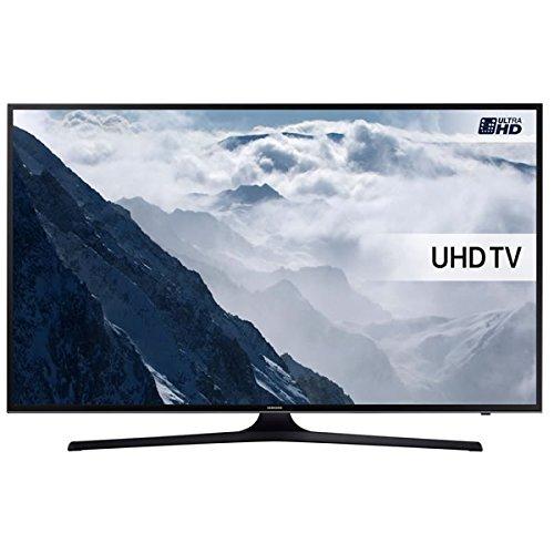 """Samsung UE50KU6000K 50"""" 4K Ultra HD Smart TV Wi-Fi Black"""