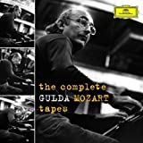 "The Complete Gulda Mozart Tapes (5cd+Bonus)von ""Friedrich Gulda"""