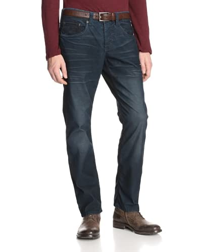 Stitch's Men's Texas 5 Pocket Straight Leg Corduroy Pant