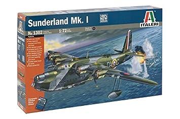 Italeri - I1302 - Maquette - Aviation - Sunderland MK I - Echelle 1:72