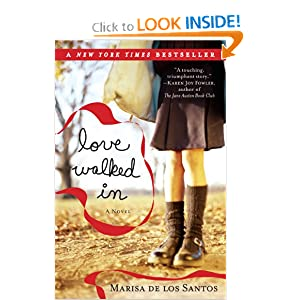 Amazon.com: Love Walked In (9780452287891): Marisa de los Santos ...