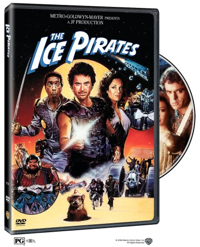 Cover art for  The Ice Pirates