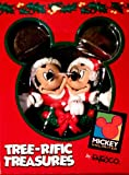 Enesco Tree-rific Treasures Ornament, Mickey and Minnie Mouse Wreath