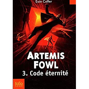 Artemis Fowl, Tome 3 : Code ternit