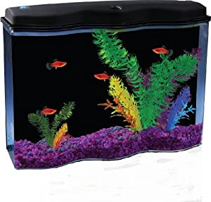 Aquarius Aq12500 Aquawave 2-1/2-Gallon Aquarium Kit