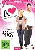 ANNA UND DIE LIEBE - BOX 5/FOLGE 121-150 [IMPORT ALLEMAND] (IMPORT)  (COFFRET DE 4 DVD)