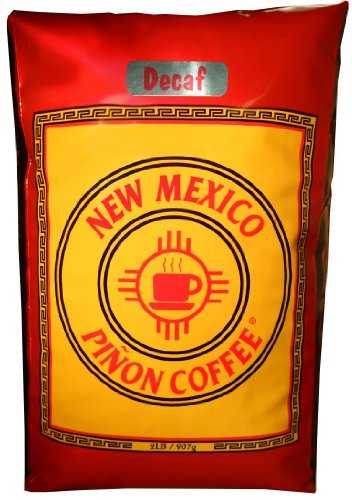 NM Piñon Coffee Decaf Whole Bean 2lb (New Mexico Pinon Coffee Beans compare prices)