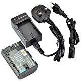 DSTE® LP-E6 Rechargeable Li-ion Battery + Charger DC88U for Canon EOS 6D, EOS 7D, EOS 60D, EOS 60Da, EOS 70D, EOS 5D Mark II, EOS 5D Mark III Digital Cameras